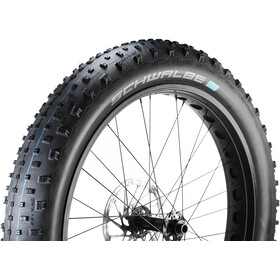 "SCHWALBE Jumbo Jim Folding Tyre 26"" Addix Speedgrip SnakeSkin TL-Easy"
